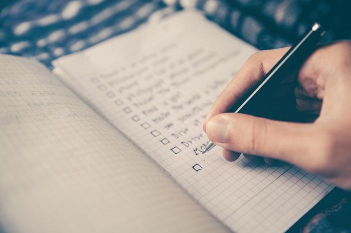 Checkliste für die erste, eigene Wohnung